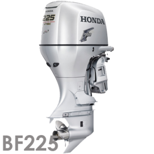 Honda high horsepower BF225